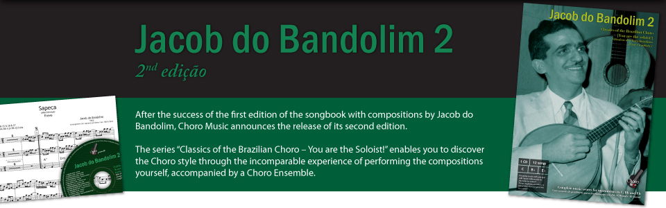 Release: Jacob do Bandolim 2 - 2nd edition